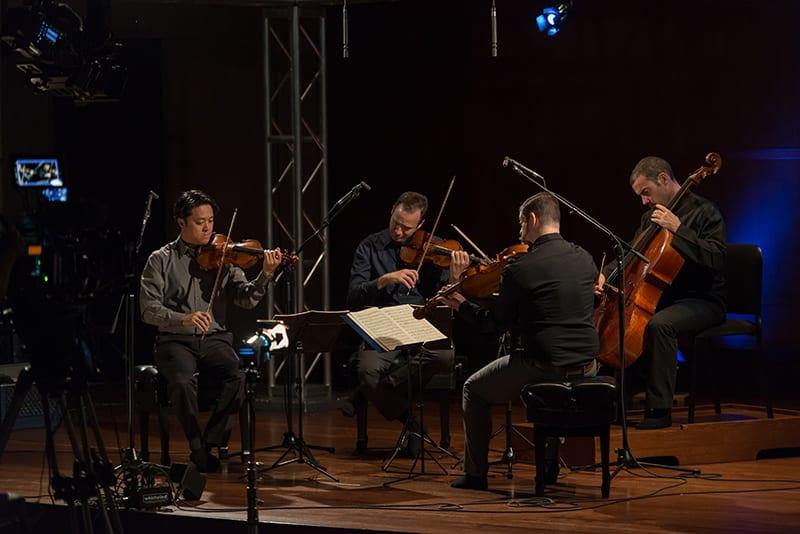 Miro Quartet Livestream And Oicmf