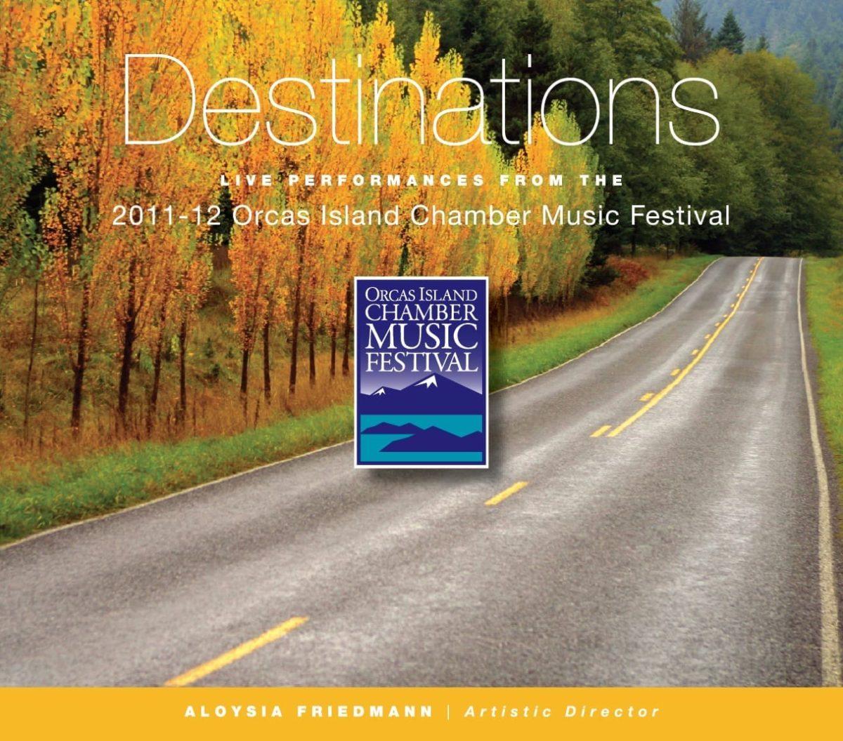 Destinations CD