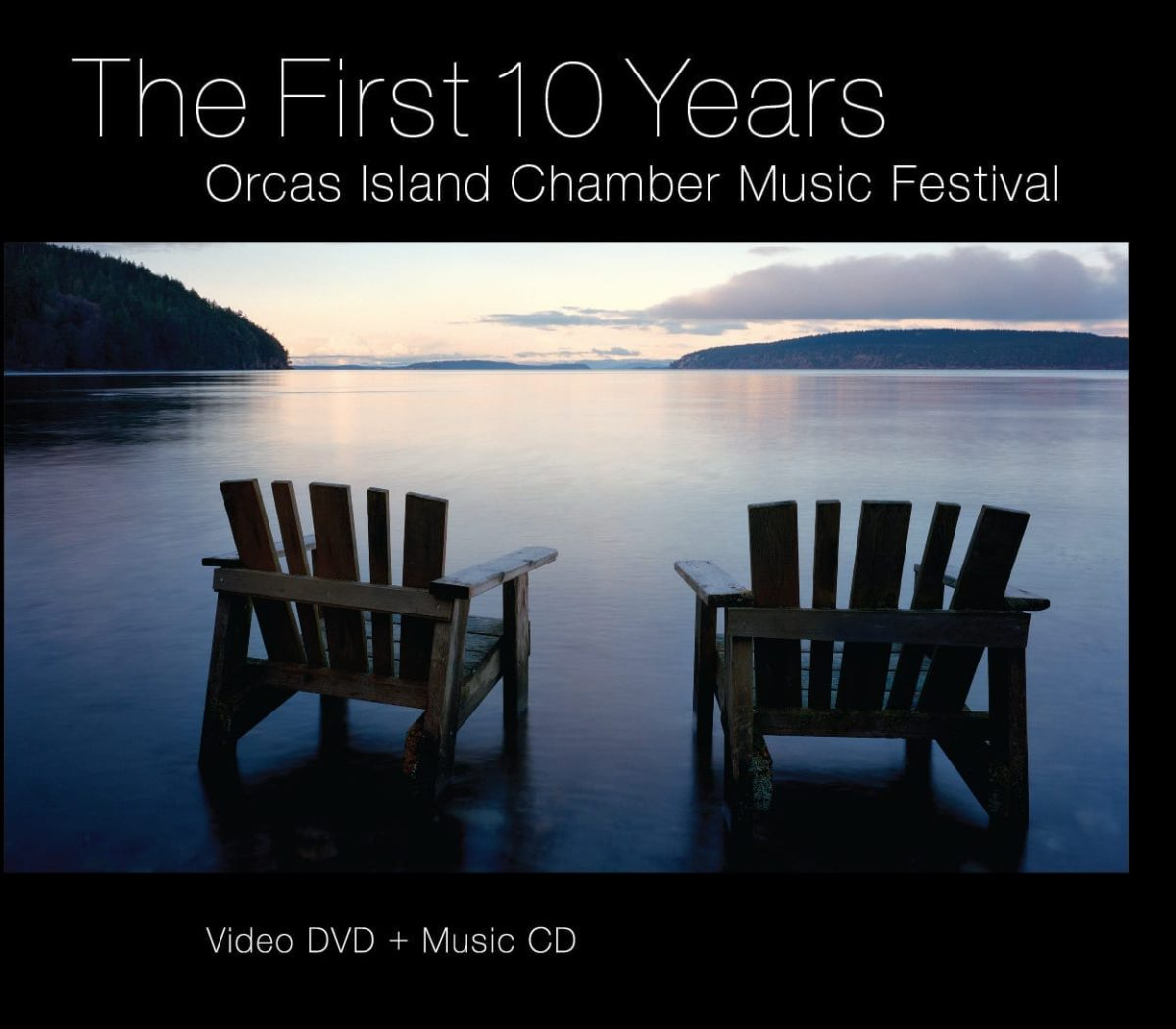 First 10 Years DVD CD-Cover
