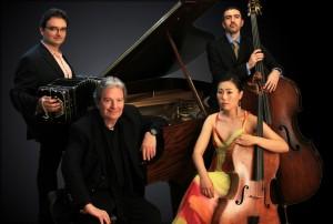 Pablo Ziegler Classical Tango Quartet