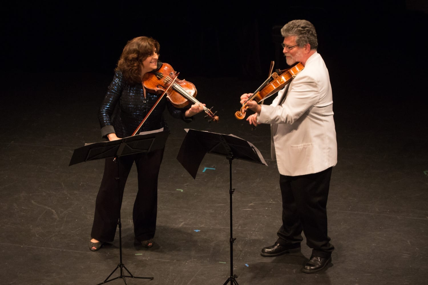Aloysia Friedmann and Toby Appel 2 - Photo Credit Barry Carlton