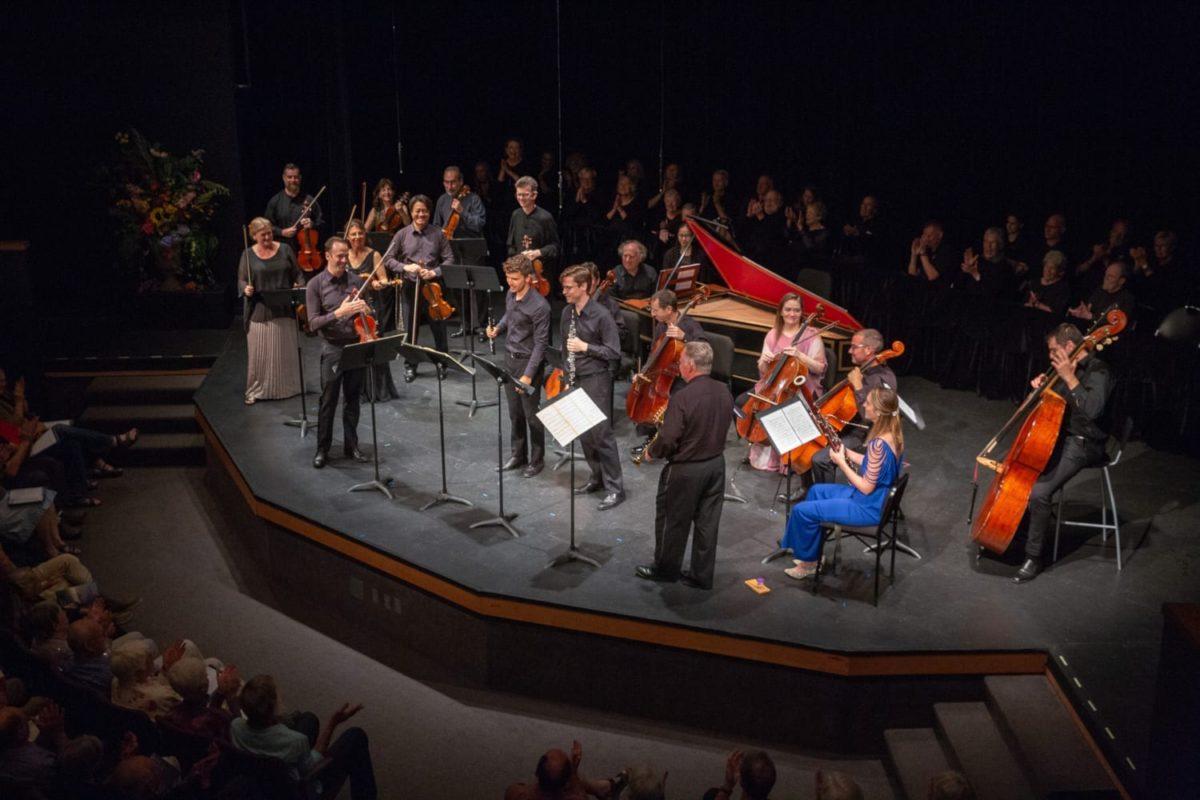 Brandenburg Concerto no. 2 - Photo Credit Barry Carlton