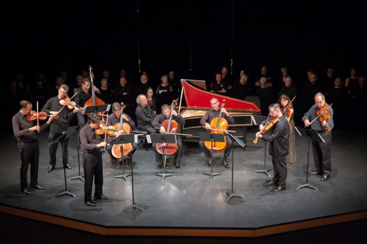 Brandenburg Concerto no. 3 - Photo Credit Barry Carlton