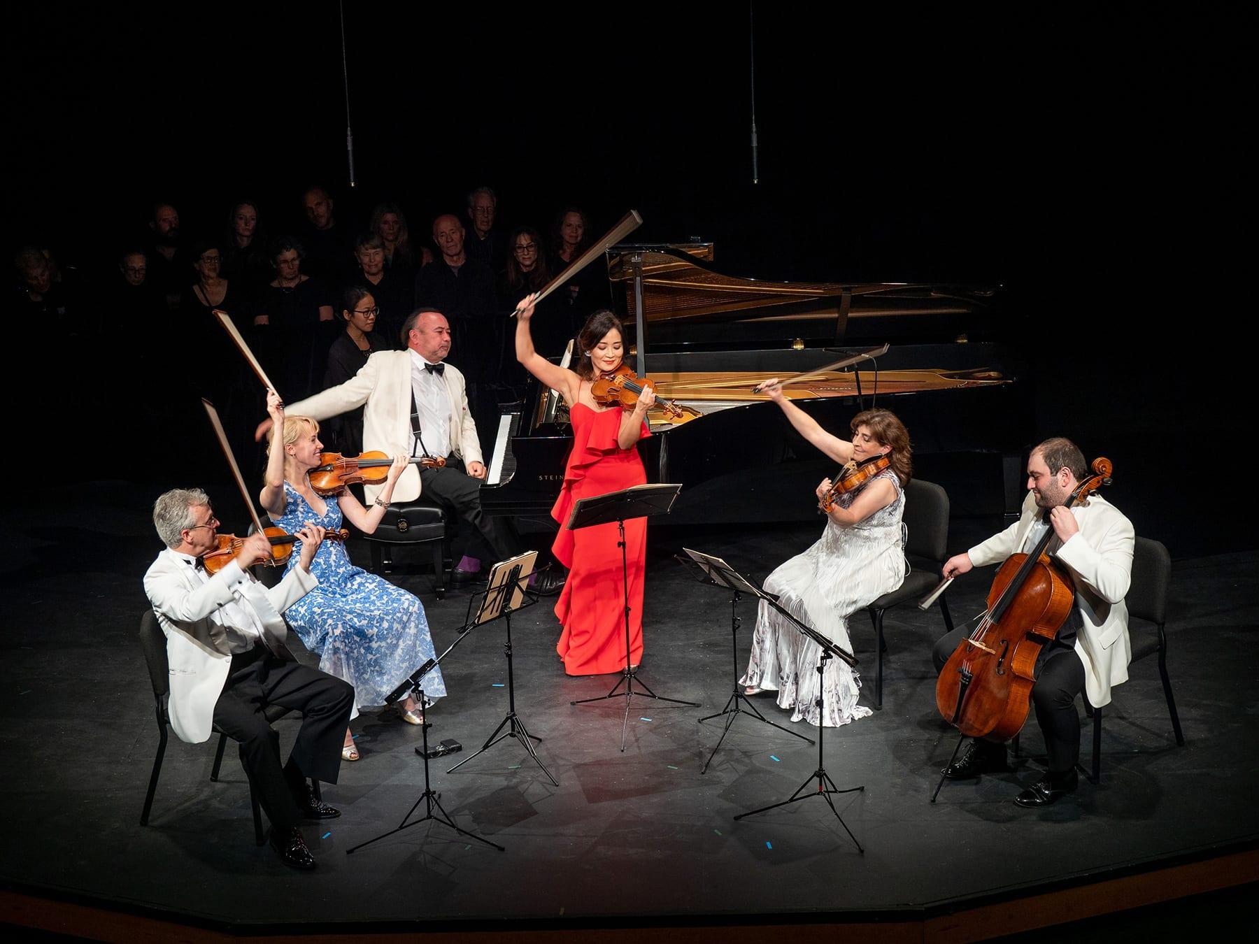 Home Page Slide 2020 Violin Concerto Chee Yun, Martin Chalifour, Robyn...