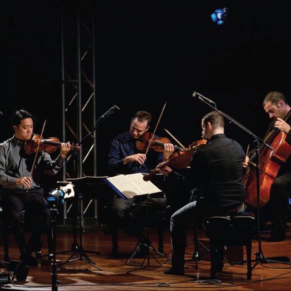 Miro Quartet 2020 Livestream Concerts