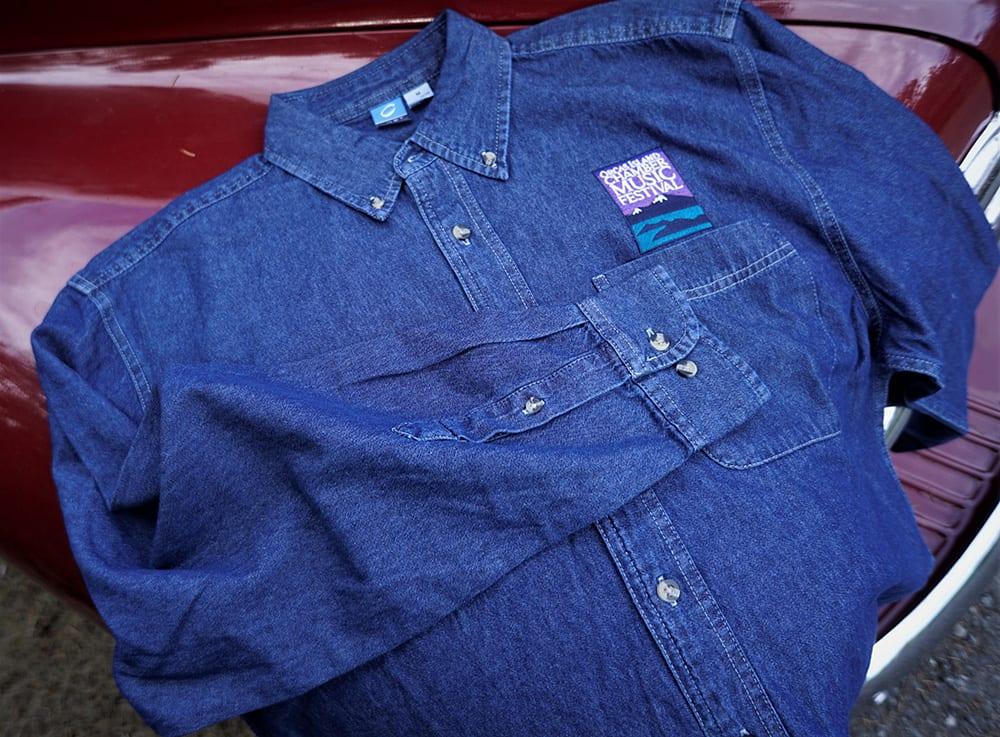 OICMF Denim Shirt