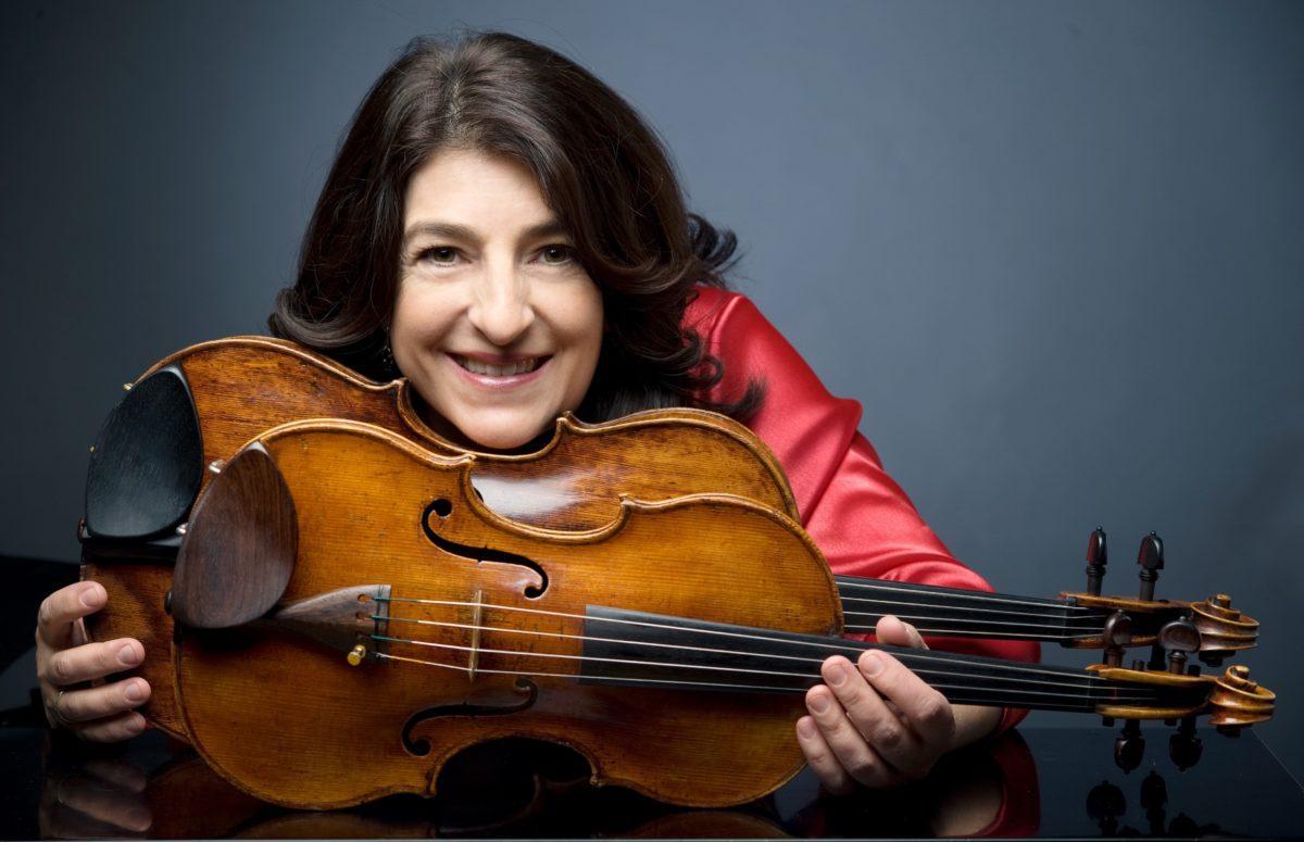Aloysia Friedmann Founder and Artistic Director Violin & Viola
