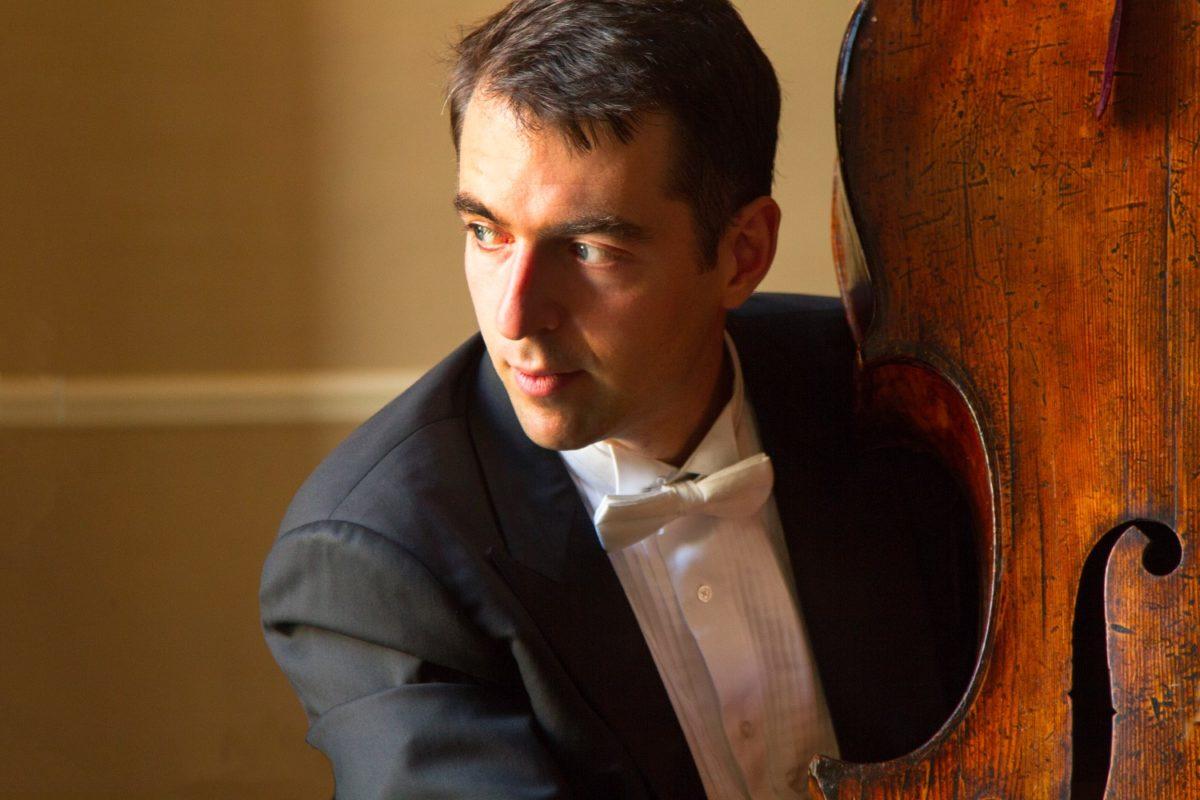 David Grossman double bass