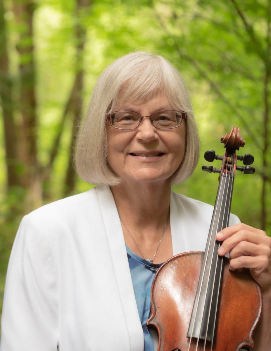 Eileen Swanson viola