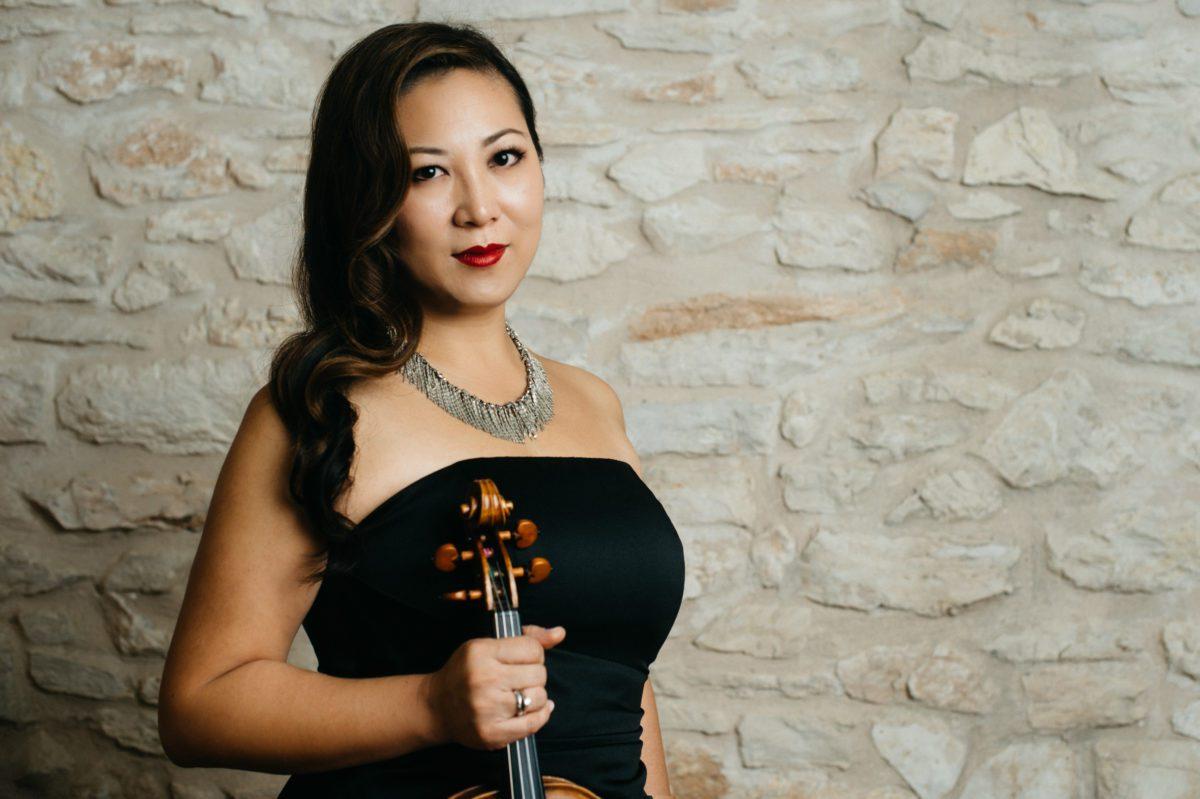 Sandy Yamamoto violin