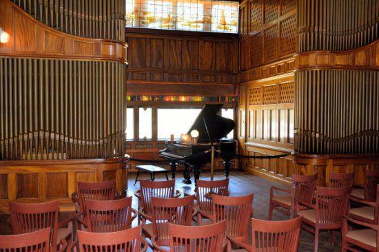 Rosario Music Room